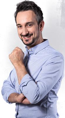 Radek Brzózka - założyciel AlphaCamp