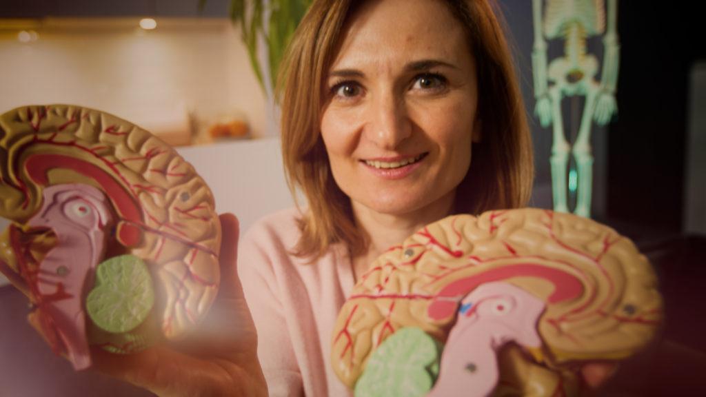 Elżbieta Pogoda - autorka scenariuszy zajęć z biologii